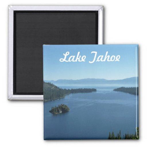 Lake Tahoe Emerald Bay Photo Magnet