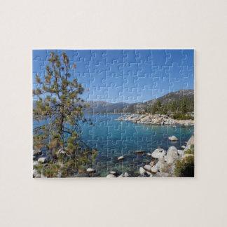 Lake Tahoe Jigsaw Puzzle