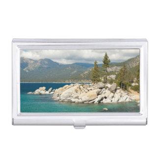Lake Tahoe Landscape Business Card Holder