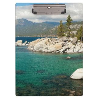 Lake Tahoe Landscape Clipboard