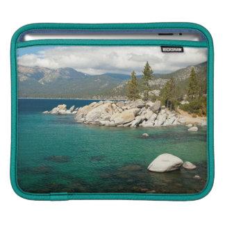 Lake Tahoe Landscape iPad Sleeve