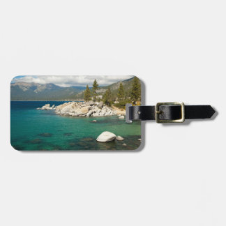 Lake Tahoe Landscape Luggage Tag