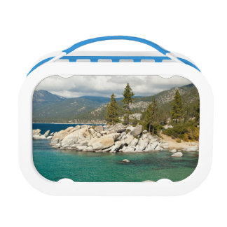 Lake Tahoe Landscape Lunch Box