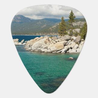 Lake Tahoe Landscape Plectrum