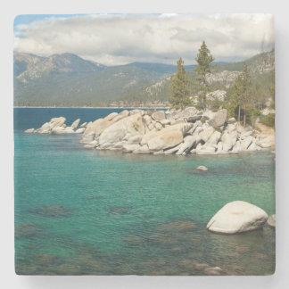Lake Tahoe Landscape Stone Coaster