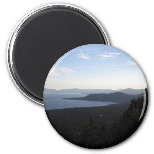 Lake Tahoe Refrigerator Magnet