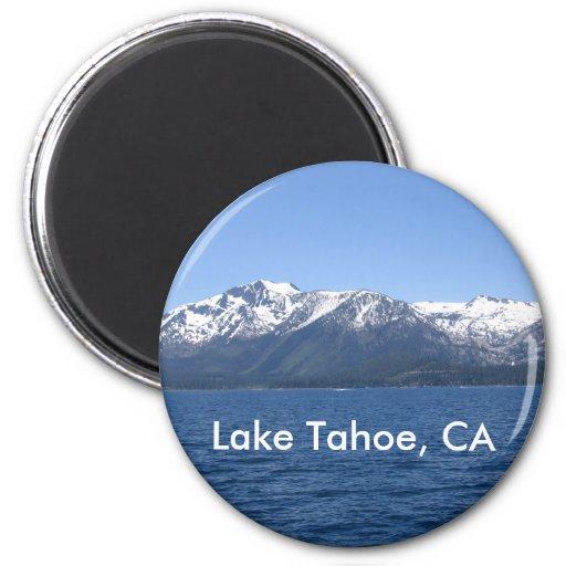 Lake Tahoe Refrigerator Magnets