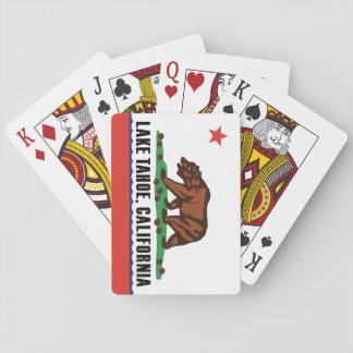 Lake Tahoe Playing Cards