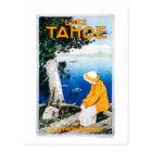 Lake Tahoe Promotional PosterLake Tahoe, CA Postcard
