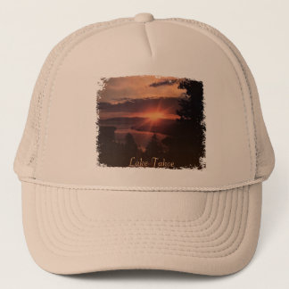 Lake Tahoe Sunrise Hat