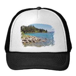 Lake Tahoe Tshirt design Cap