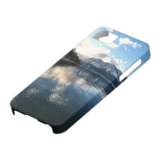 Lake Tahoe Winter Snow iPhone 5 Case