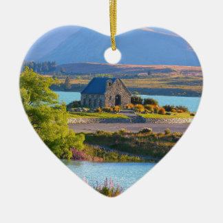 lake-tekapo-517 ceramic heart decoration