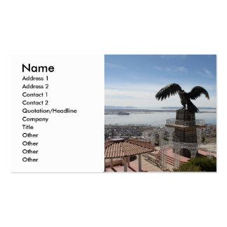 Lake Titicaca Puno Peru Pack Of Standard Business Cards