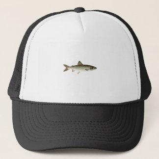 Lake Trout Logo Trucker Hat