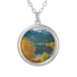 Lake Twinsawtooth Toiyabe Forest Necklace