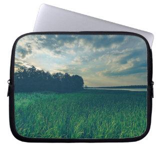Lake View Neoprene Laptop Sleeve 10 inch