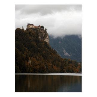 Lake View Postcard