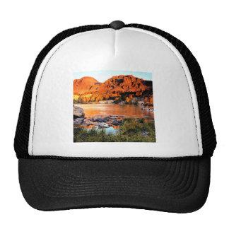 Lake Virginia Sierra Nevada Trucker Hats