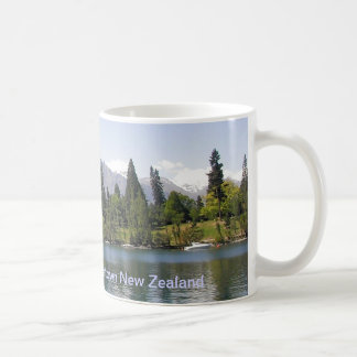 Lake Wakatipu Queenstown New Zealand Coffee Mug