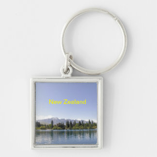 Lake Wakatipu Queenstown New Zealand Key Chains