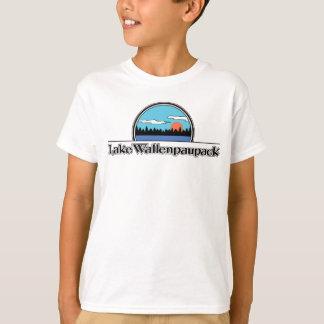 Lake Wallenpauapack Retro Camp T-Shirt
