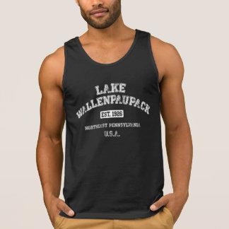 Lake Wallenpaupack College Tank Top