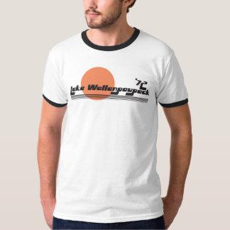 Lake Wallenpaupack Retro Ringer T-Shirt