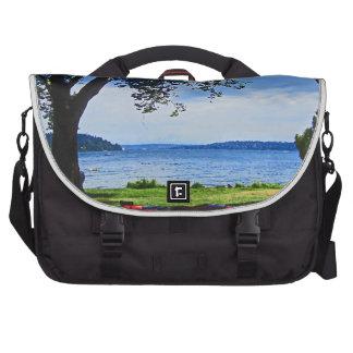 Lake Washington Laptop Bag