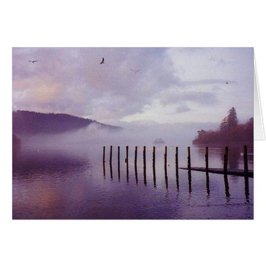 Lake Windermere Card