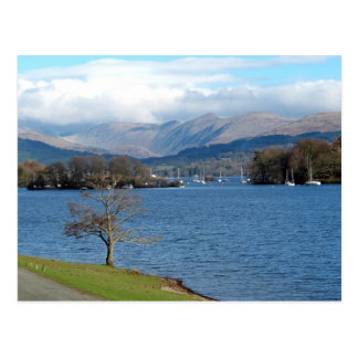 Lake Windermere Postcard