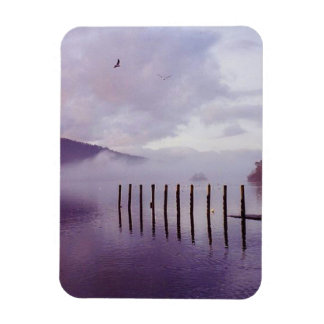 Lake Windermere Rectangular Photo Magnet