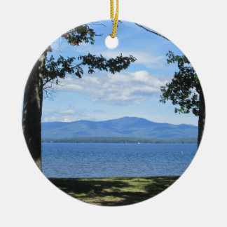 Lake Winnipesaukee Christmas Ornament