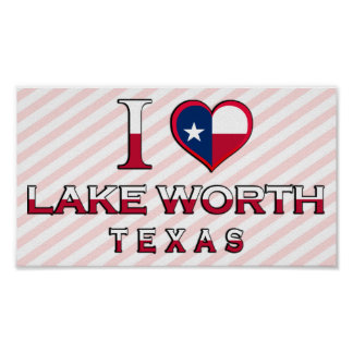Lake Worth, Texas Posters