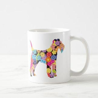 Lakeland Terrier Basic White Mug