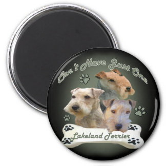 Lakeland Terrier Can t Have Just One Gifts Refrigerator Magnet