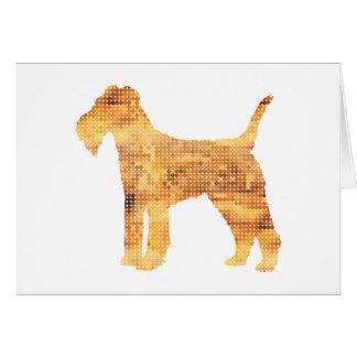 Lakeland Terrier Card