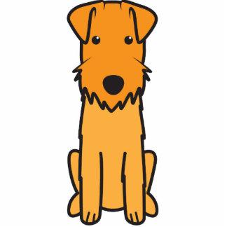 Lakeland Terrier Dog Cartoon Photo Cut Out