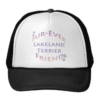 Lakeland Terrier Furever Trucker Hat