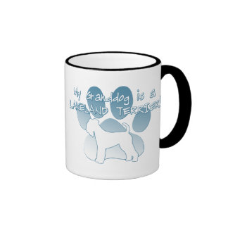 Lakeland Terrier Granddog Coffee Mug