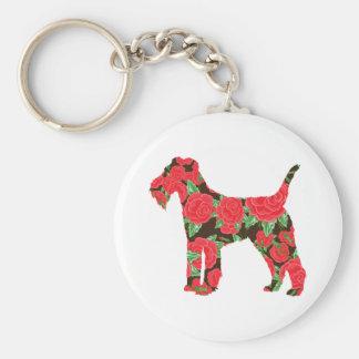Lakeland Terrier Keychain