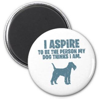 Lakeland Terrier Refrigerator Magnets