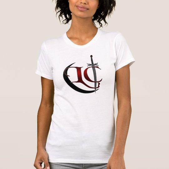 Laken Cane's logo shirt