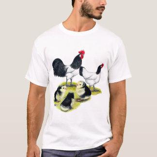 Lakenvelder Chicken Family T-Shirt