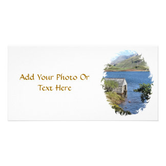 LAKES AND VIEWS WALES PICTURE CARD