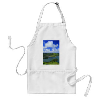 Lakes in the Azores Standard Apron