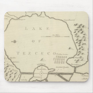 Lakes of Mexico Mouse Mat