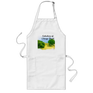 Lakeshores of the Chicago Beach Long Apron