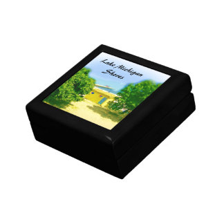Lakeshores of the Chicago Beach Gift Boxes