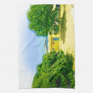 Lakeshores of the Chicago Beach Kitchen Towels